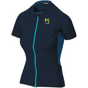 Karpos Pralongia Jersey Women, sky captain/insignia blue